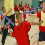 Indoor Sportshall Athletic Equipment in East Renfrewshire 4