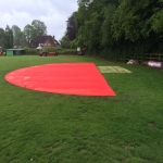 Synthetic Grass Running Track in Allenheads 3