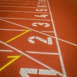 Track and Field Athletics in Agar Nook 6