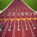 Track and Field Athletics in Aberwheeler/Aberchwiler 3