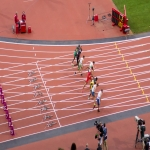 Track and Field Athletics in City of Edinburgh 12