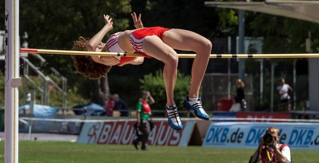 High Jump Equipment in Argyll and Bute