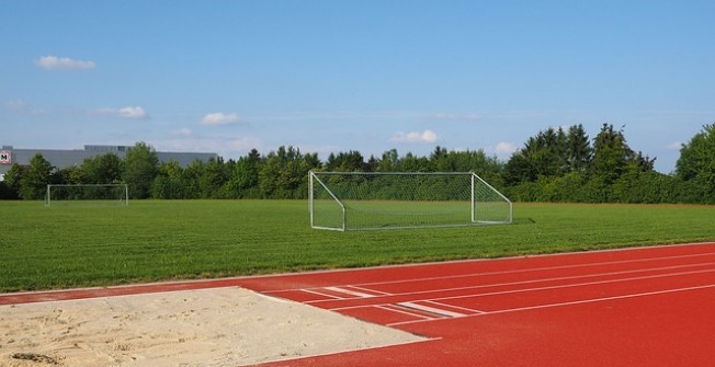Track and Field Facilities in Abbot's Meads