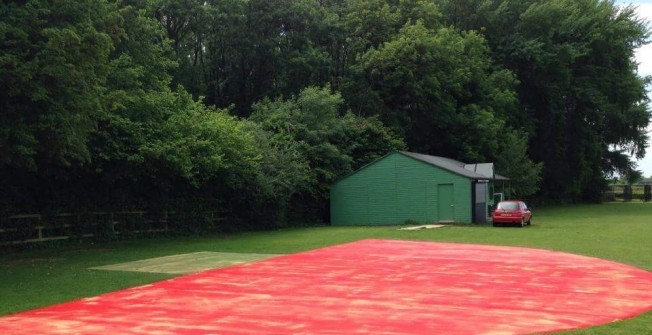Outdoor Athletics Facilities in Antrim